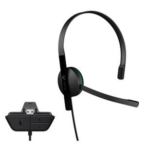 Headset Microsoft Xbox One - Auriculares Gaming