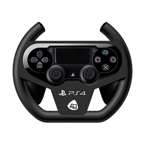 Compact Racing Wheel Ardistel Licencia Sony