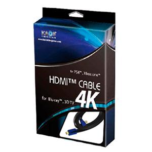 Cable HDMI 4K Kaos