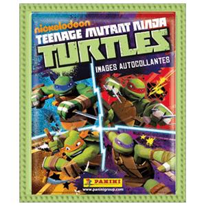Sobre Cromos Tortugas Ninja 2013