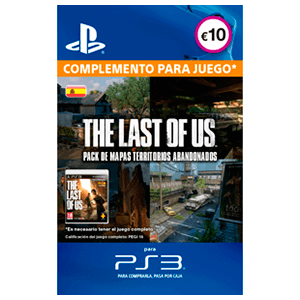 The Last of Us: Abandoned Territory Map Pack