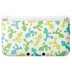 Nintendo 3DS XL Luigi's Edicion Limitada