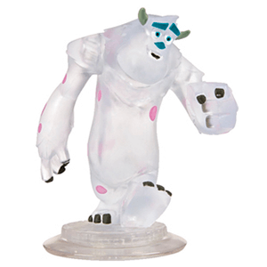 Disney Infinity Monstruos: Sulley Cristal