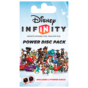 Disney Infinity Power Discs (2 Discos) 2 Wave