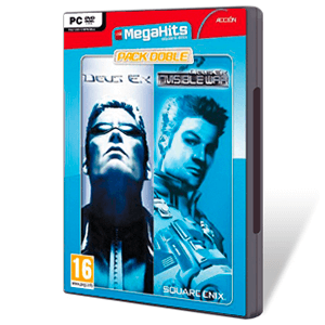 Deus Ex & Deus Ex Invisible War