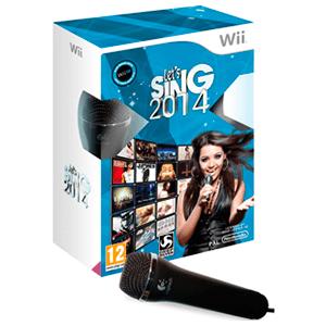 Let's Sing 2014 + 2 Microfonos