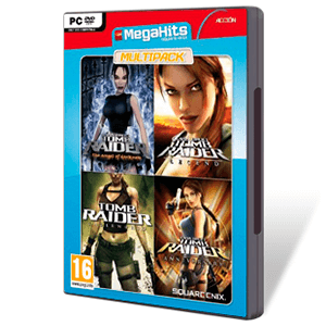 Tomb Raider: Quadrilogy