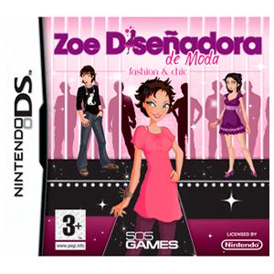 Zoe: Diseñadora de moda - Fashion & Chic