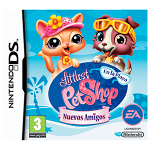 Littlest Pet Shop Friends: En la Playa