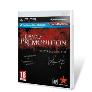 Deadly Premonition HD Director's Cut