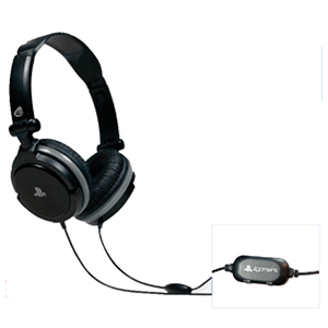 Stereo Gaming Headset PS4/PSV Ardistel Licencia Sony
