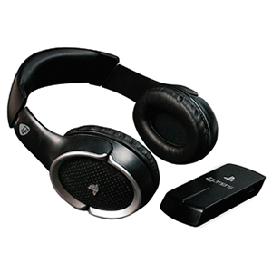 Auriculares 4Gamers Wireless -Licencia Oficial Sony-