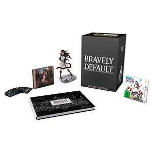 Bravely Default (Edic. Coleccionista)