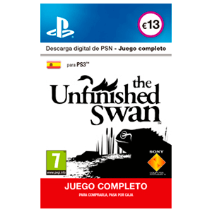 The Unfinished Swan (Descargable)