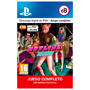 Hotline Miami (Descargable)