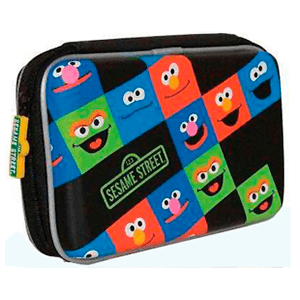 Funda Soft Case Barrio Sesamo 3DS XL