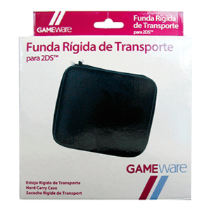 Bolsa Rígida de Transporte 2DS GAMEware