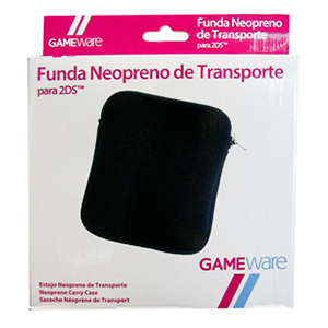 Funda de Neopreno 2DS GAMEware