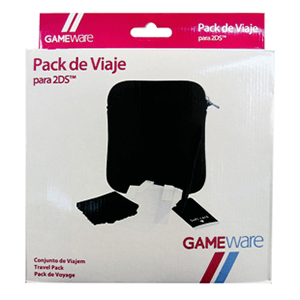 Pack de Viaje 2DS GAMEware