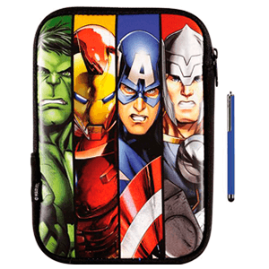 "Kit 2-1 Tablet 8"" Avengers"