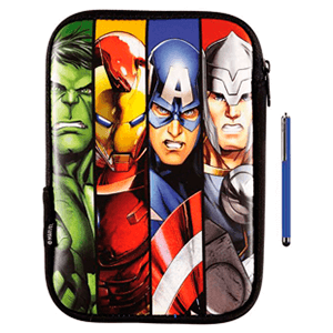 "Kit 2-1 Tablet 10"" Avengers"