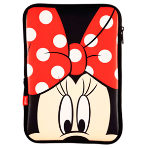 "Kit 2-1 Tablet 8"" Minnie"