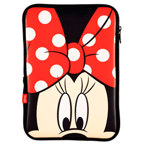 "Kit 2-1 Tablet 10"" Minnie"