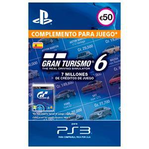 Gran Turismo 6: 7M Credits