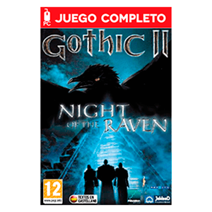 Gothic II + Night of the Raven