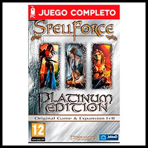 Spellforce 1 Platinum Edition