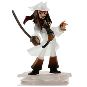 Disney Infinity Piratas del Caribe: Jack Sparrow
