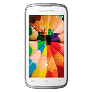 "Smartphone Blusens Smart View 4"" Amoled Blanco"