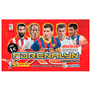 Sobre Cromos Adrenalyn 2013-2014