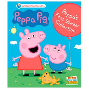 Álbum Cromos Peppa Pig