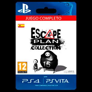 Escape Plan Collection (PS4 / PS Vita)