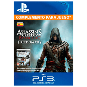 Assassin's Creed Black Flag Freedom Cry (PS3)