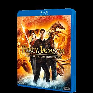 Percy Jackson Y El Mar De Los Monstruos (Combo)