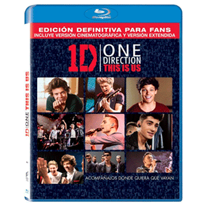 One Direction - This Is Us + 3D