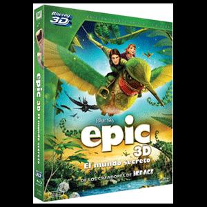 Epic: El Mundo Secreto + 3D