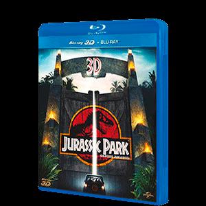 Parque Jurasico + 3D