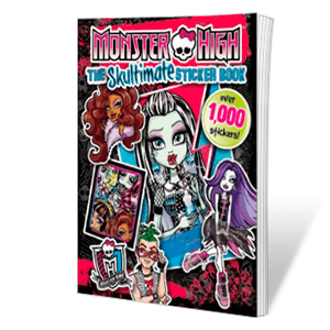 Álbum Monster High 2014