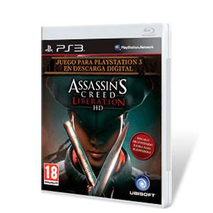 Assassins Creed Liberation HD (PS3)