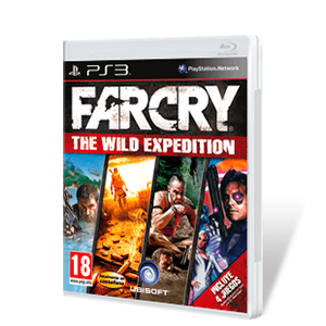 Far Cry Wild Expedition Edicion Especial