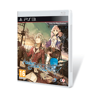 Atelier Escha & Logy: Alchemists of the Dust Sky