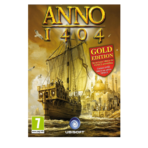 Anno 1404 Gold Edition (aka Dawn of Discovery)