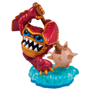Figura Skylanders Swap Force Light Core: Whamshell