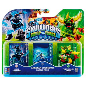 Skylanders Swap Force Battle Pack: Arkeyan Crossbow