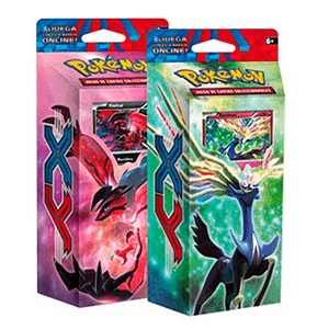 Baraja 60 cartas Pokemon XY