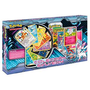 Caja Colección Pokemon Sylveon
