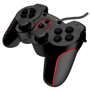 Controller Gioteck VX2 Wired PS3-PC Negro